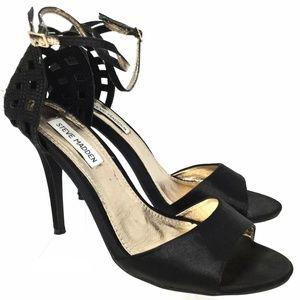 Steve Madden Women's High Heel Size 9 Black